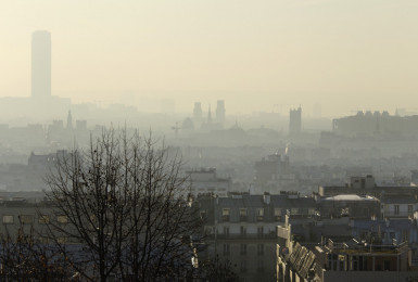 pollution de l'air