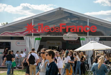Solidays fête ses 20 an