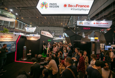 Vivatech stand 2018