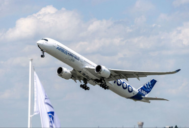 Bourget - Airbus A 350