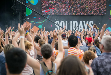 Solidays 2019 - Foule