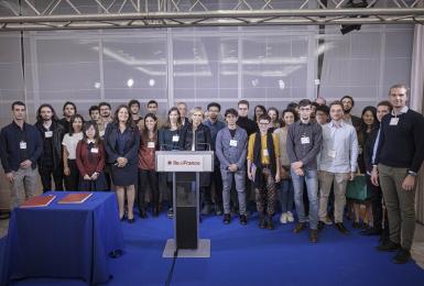 Recherche : 2,1 M d'euros pour le programme Paris Region PhD