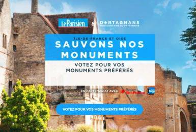 Sauvons nos monuments