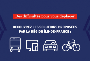 Transports perturbés - 4 solutions