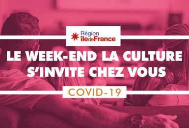 Le week-end la culture s'invite chez vous