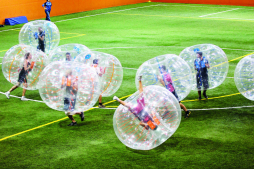Bubble foot Buthiers