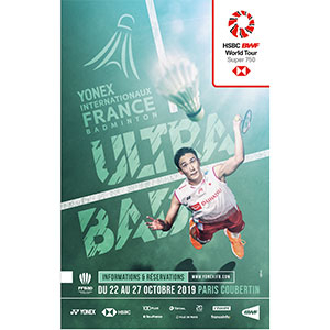 Yonex Internationaux de France de badminton