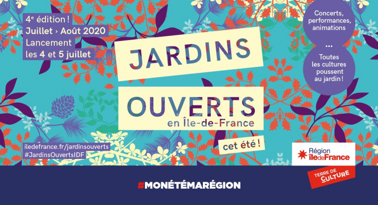 Jardins ouverts 2020