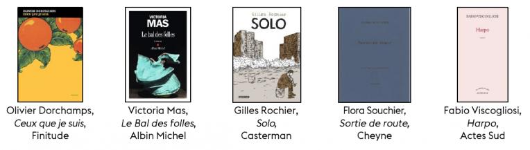 livres prix littéraire 2020 Seine Saint Denis
