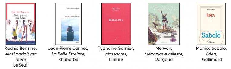 livres prix littéraire 2020 Val de Marne