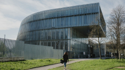 La bibliothèque Edgar-Morin, atout incontestable de l'université Paris-13