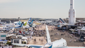 SIA - Salon du Bourget 2017