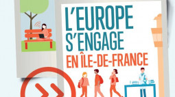 Couv L'Europe s'engage en IDF