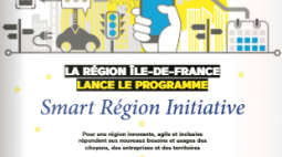 "La Région Île-de-France lance ""Smart Region Initiative"""